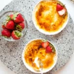 yogurt creme brulee