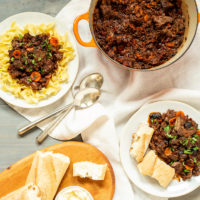 Boeuf en Daube (French Beef Stew)