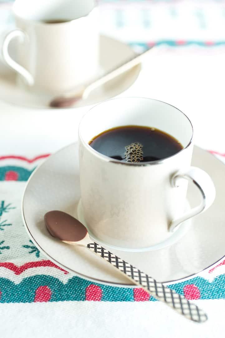 espresso and chocolate coffee spoons, via www.goodfoodstories.com