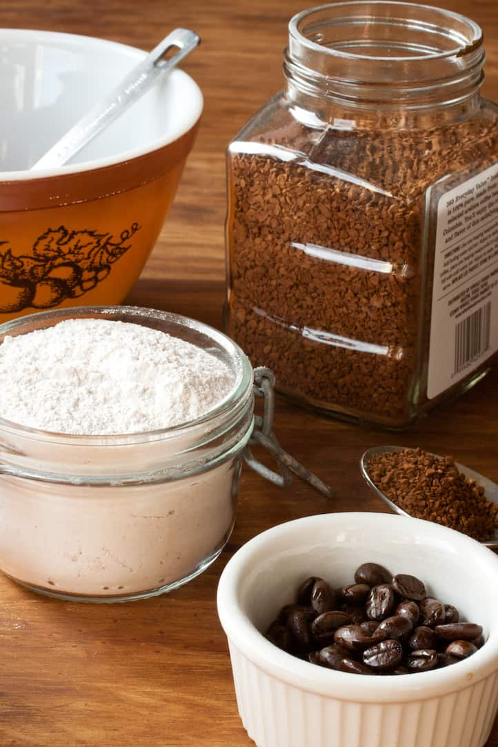 homemade instant coffee mix