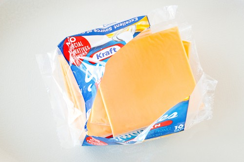 Post image for Hide Your Processed Cheese Slices
