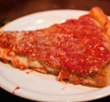 Lou Malnati's Chicago deep dish pizza, via www.www.goodfoodstories.com