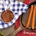 Eating My Words: Franks and Beans To Take On the Road