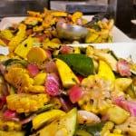 spring vegetable salad at Mitsitam Cafe, via goodfoodstories.com