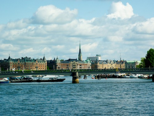 Stockholm, Sweden, via goodfoodstories.com