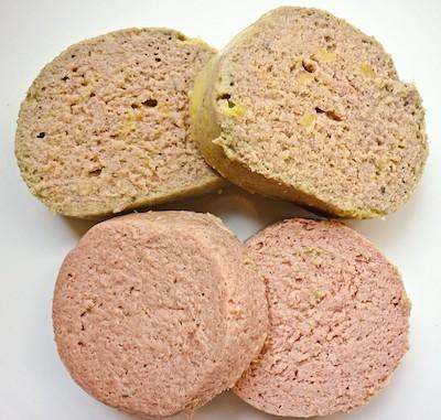 classic and foie gras liverwurst, via goodfoodstories.com