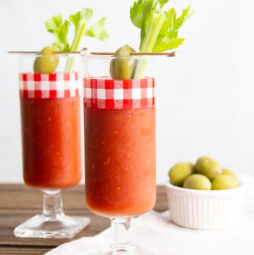Red Pepper Bloody Mary