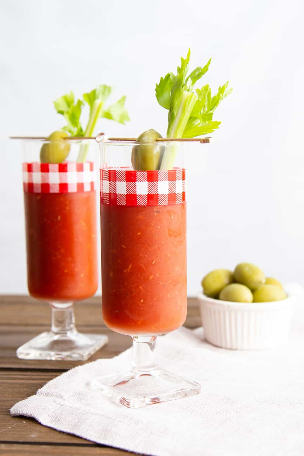 The Ruddy Mary: A Red Pepper Bloody Mary
