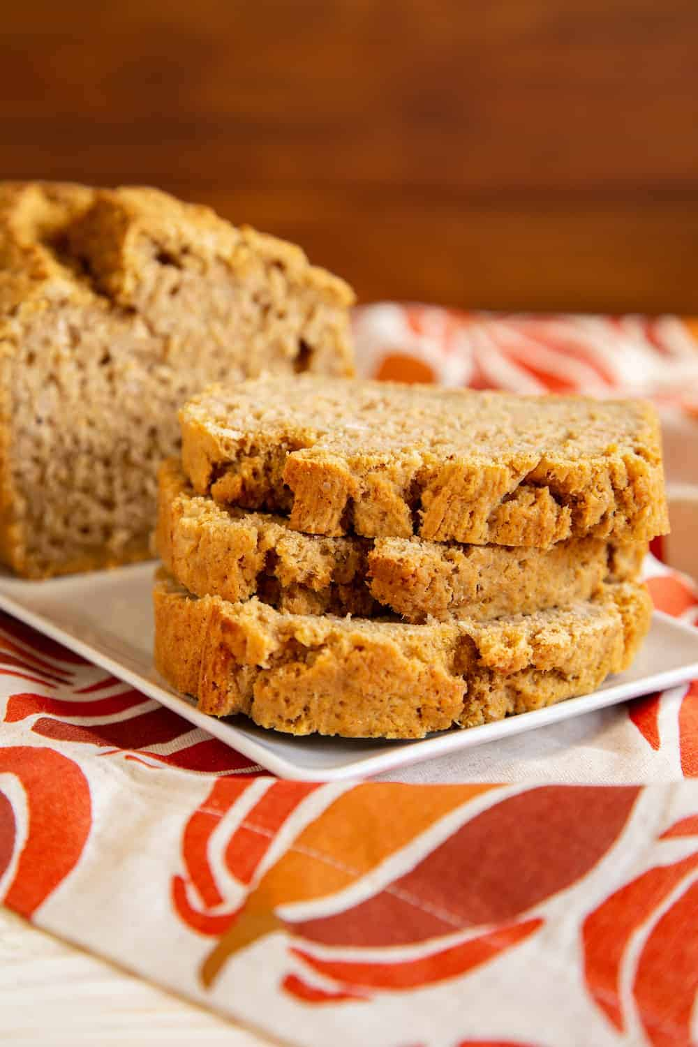 Pumpkin Beer Bread that Squashes PSL Expectations