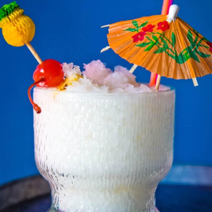 The Christmas Island: A Holiday Tiki Drink