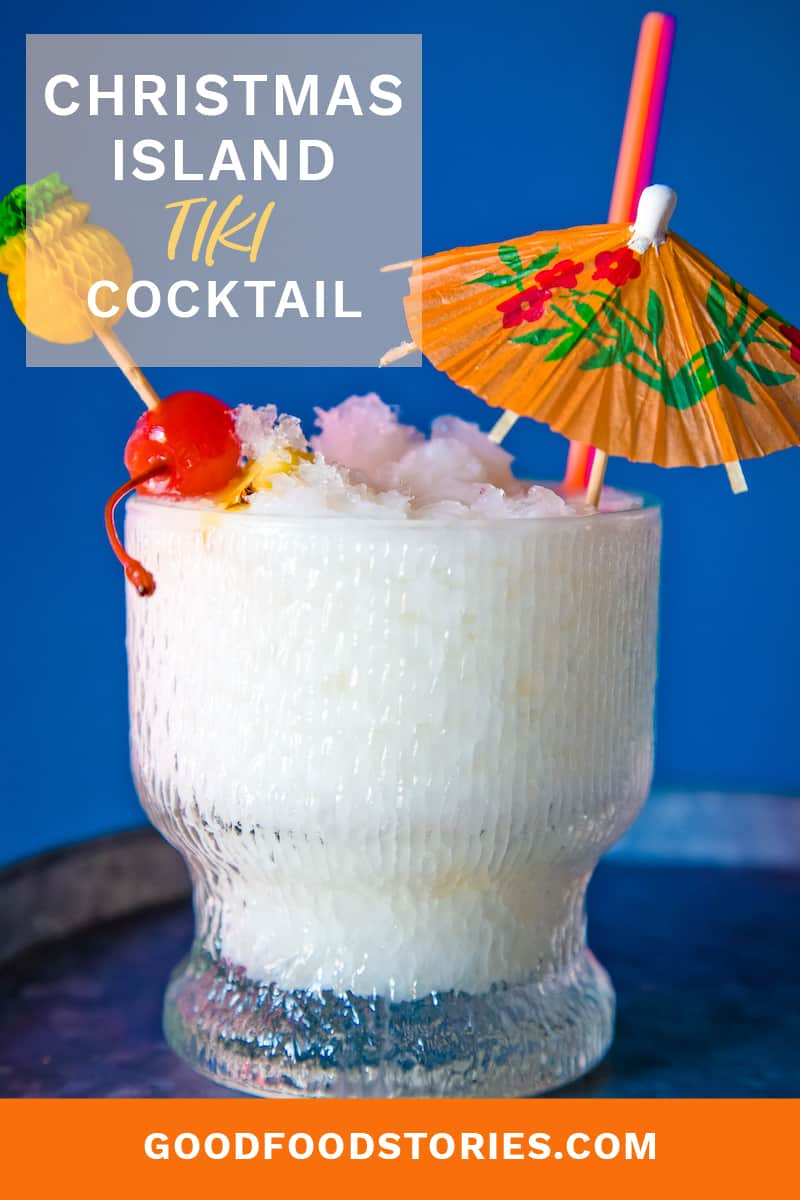 Christmas Island cocktail