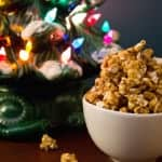 five spice cayenne caramel corn, via goodfoodstories.com