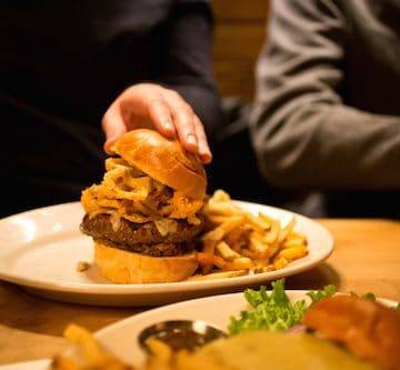 A Burger That Doesn't Need Heinz at Pittsburgh's Butterjoint