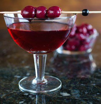 The Bar Cart: The Harvest Manhattan