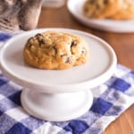 Freeze-Ahead Single-Serving Chocolate Chip Cookies