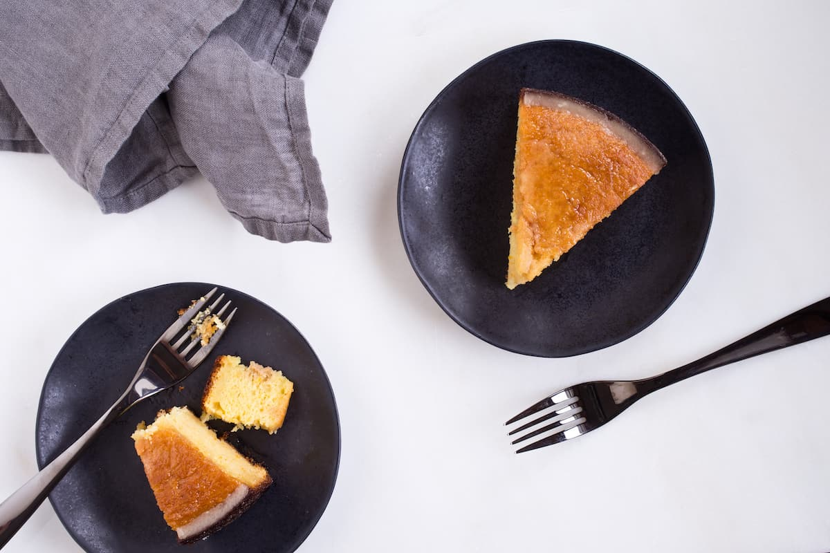 citrus olive oil cake, via goodfoodstories.com