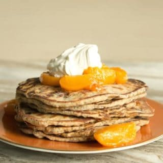 Apricot-Poppy Seed Yogurt Flatbreads + Yogurt Culture