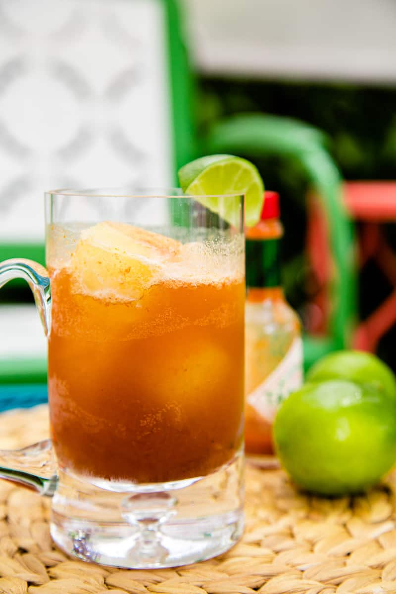 Smoky Micheladas