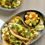 Mango Avocado Fish Tacos: The First Lesson in Learning To Love Fish