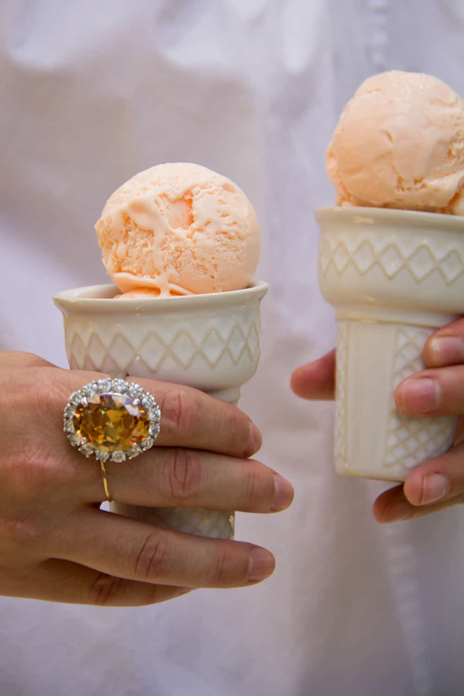 teaberry ice cream