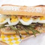 A Kind-of-a-Big-Deal Green Bean Sandwich