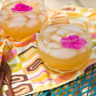 The Bar Cart: A Tiki Whiskey Sour