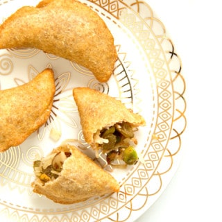 Ethiopian destaye dessert pierogies, via goodfoodstories.com