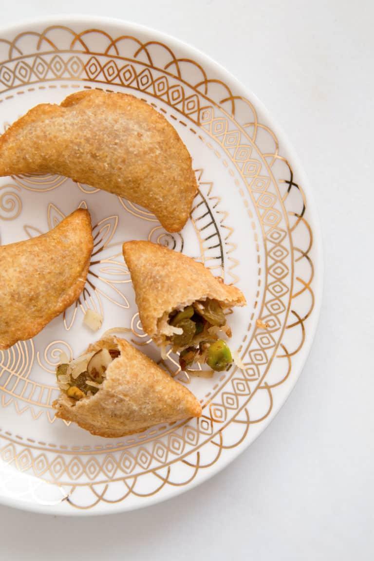 Ethiopian Dessert Pierogies: A Cross-Cultural Treat