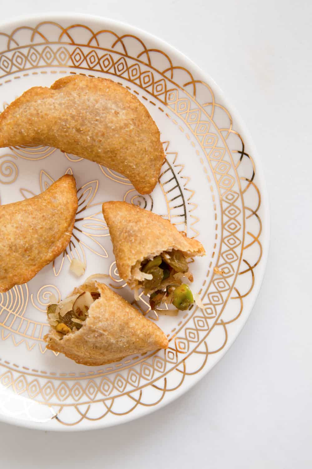 Ethiopian Dessert Pierogies: A Cross-Cultural Treat