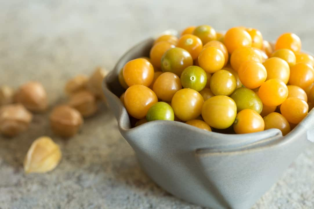 Ground Cherry (Cape Gooseberry) Compote | Good  Food  Stories