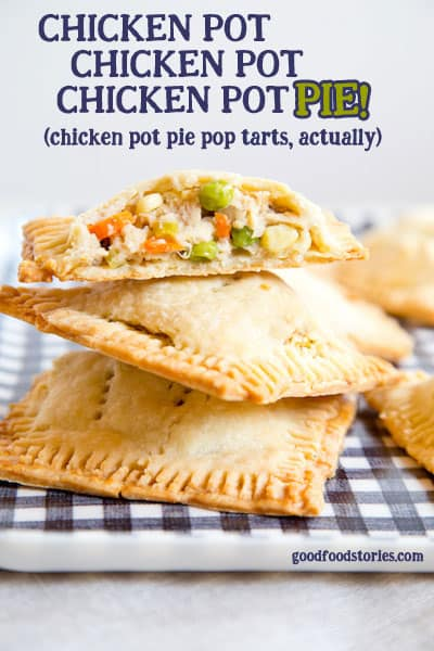 chicken pot pie pop tarts, via www.www.goodfoodstories.com