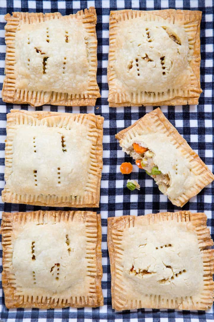 Chicken Pot Pie Pop Tarts Recipe Good Food Stories