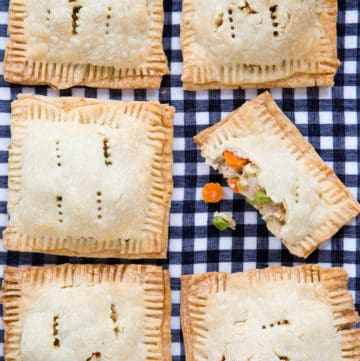 chicken pot pie pop tarts, via goodfoodstories.com