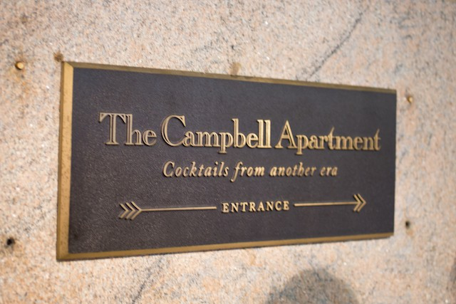 The Campbell Apartment at Grand Central Terminal, via www.www.goodfoodstories.com