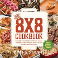 The 8x8 Cookbook, via www.www.goodfoodstories.com