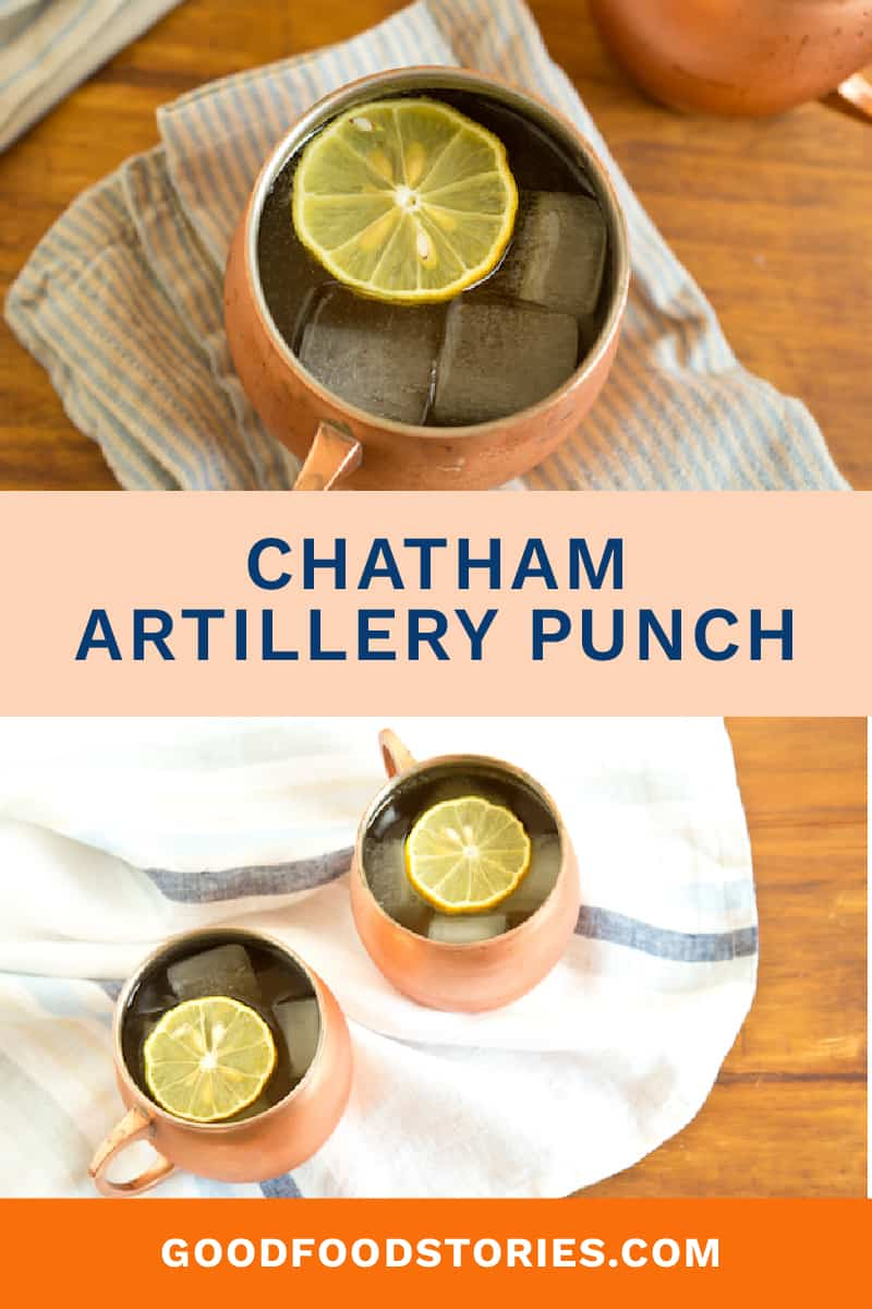 Chatham Artillery Punch