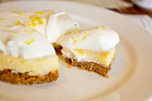 lemon icebox pie at Revival, via www.www.goodfoodstories.com