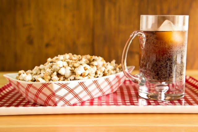 spicy cinnamon kettle corn, via goodfoodstories.com
