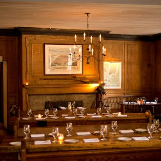 Fraunces Tavern in New York City, via goodfoodstories.com