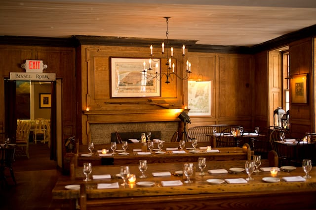 Fraunces Tavern in New York City, via www.www.goodfoodstories.com