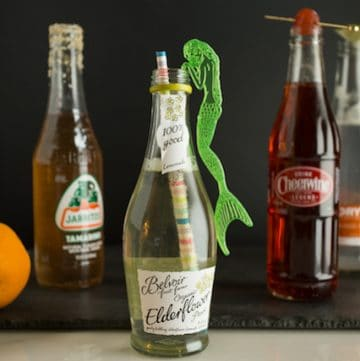 bottled cocktails at home, via goodfoodstories.com