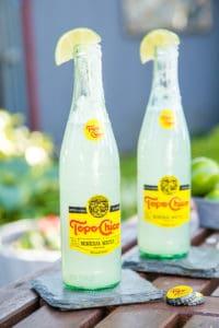 Marfa Ranch Water, aka bottled margarita cocktails