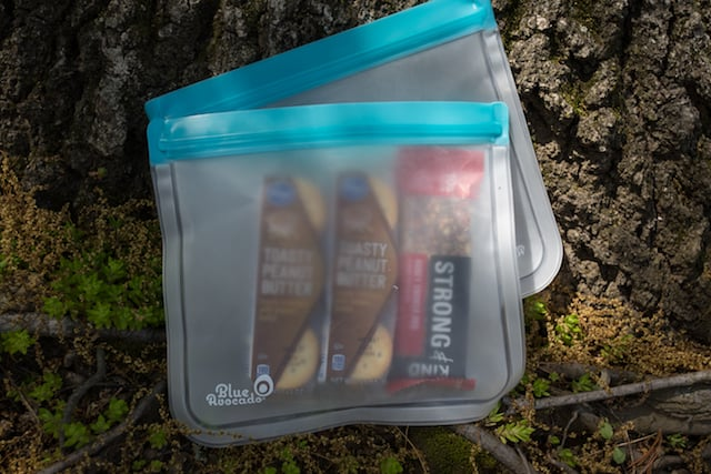 the best snacks for hiking and road trips, via goodfoodstories.com