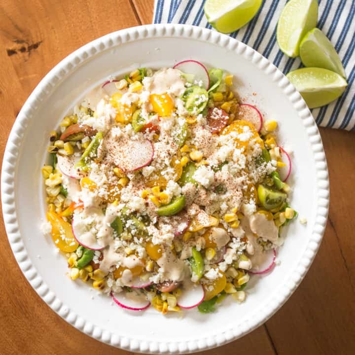 Elote Corn Salad