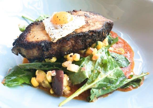 Orzo restaurant in Charlottesville - via goodfoodstories.com