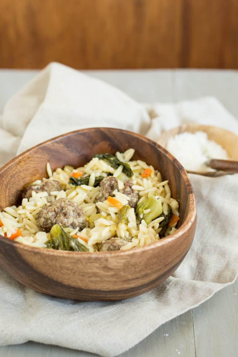 Italian Wedding Soup Pasta: A One-Pot Pasta For Everyone