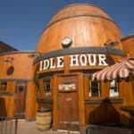 The Idle Hour bar in Los Angeles, via goodfoodstories.com