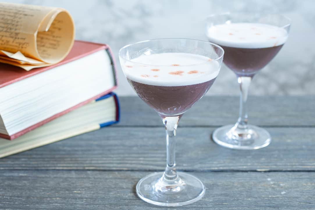a Thomas Jefferson-inspired cocktail, via goodfoodstories.com