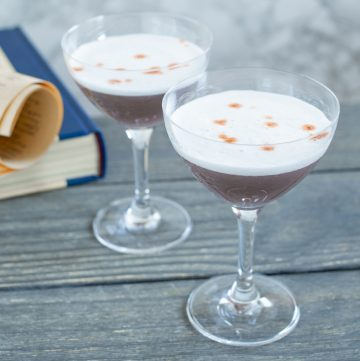 a Thomas Jefferson-inspired cocktail, via www.www.goodfoodstories.com