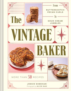 The Vintage Baker by Jessie Sheehan